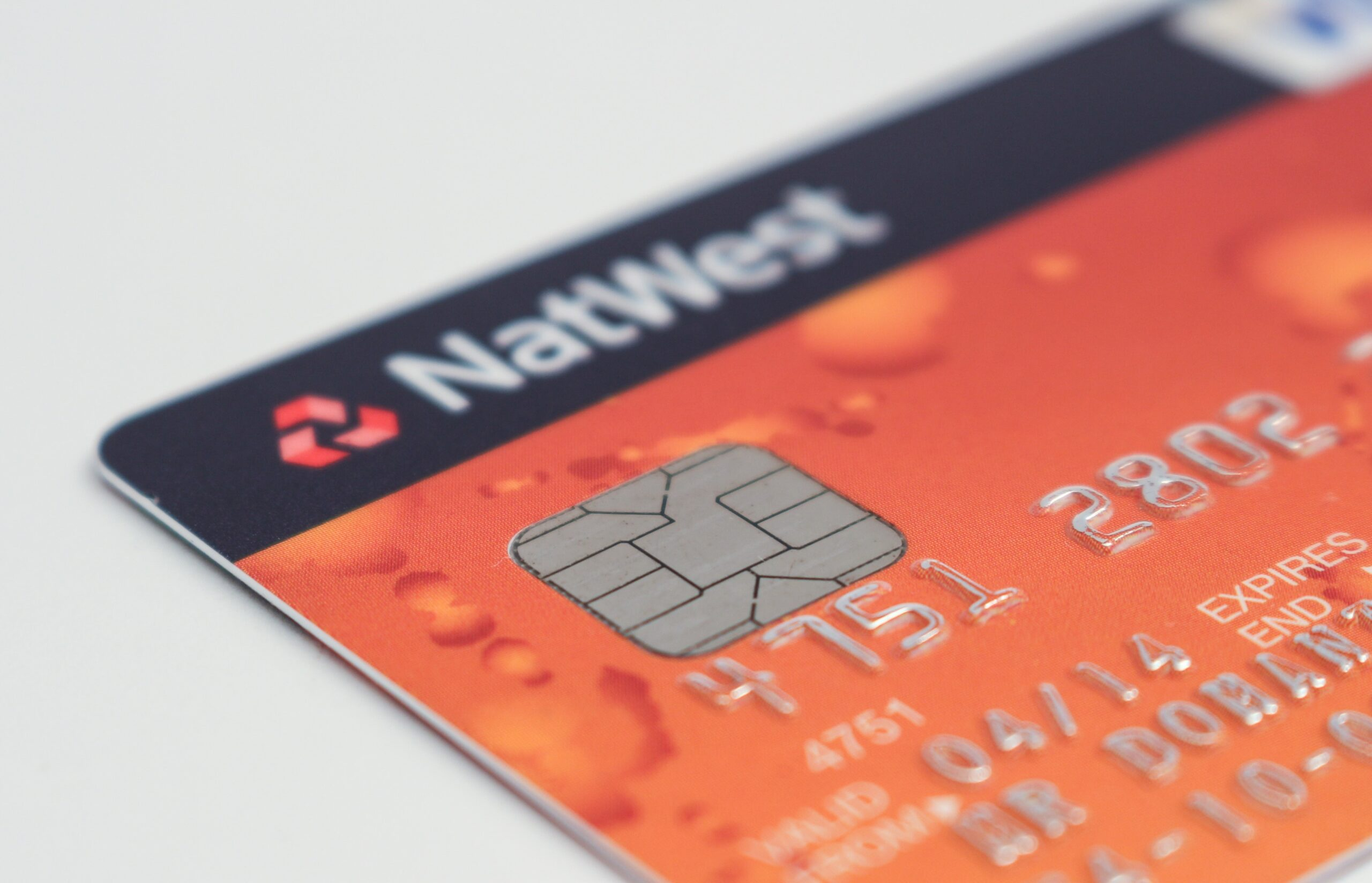 Credit Card chip