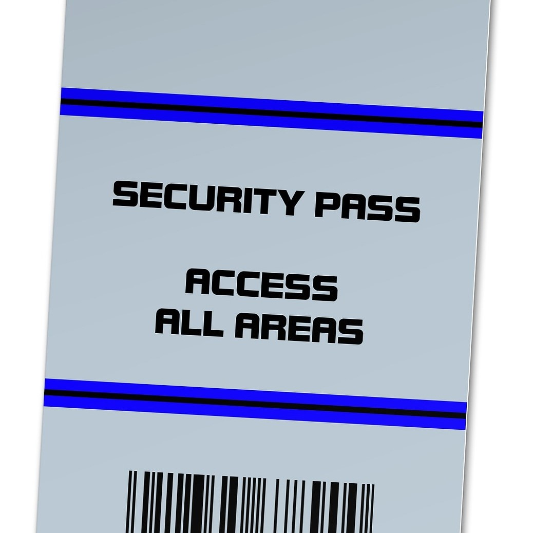 Access Badge for Security